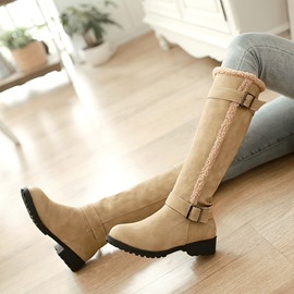 Ericdress Korean Style Knee High Boots