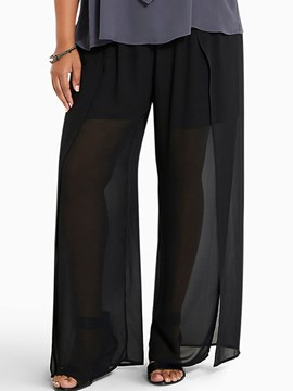 Ericdress Unique Split Pants