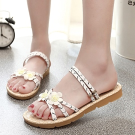 Ericdress Lovely Bohemian Flat Sandals