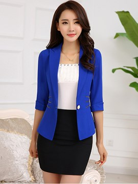 Ericdress Fashion Blazer Suit