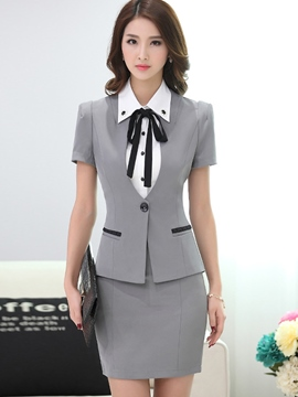 Ericdress OL Three-Piece Suit
