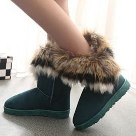 Ericdress Warm Snow Boots