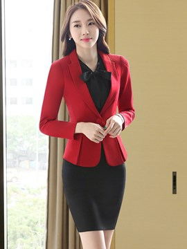 Ericdress Graceful Dress Formal Suit