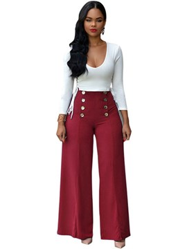 Ericdress Simple Pants Leisure Suit