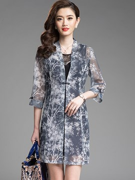 Ericdress Elegant Casual Dress Leisure Suits