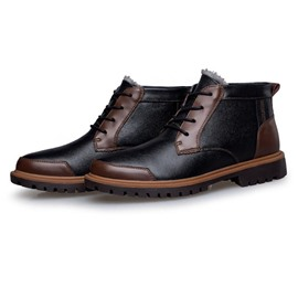 Ericdress Chic Lace up Men's Boots