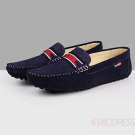 Ericdress Suede Men's Casual Moccasin-Gommino