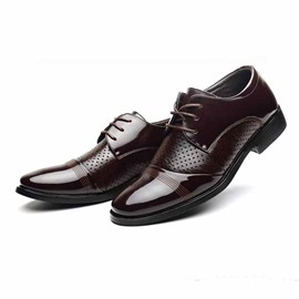 Ericdress Hollow Out Lace up Men's Oxfords