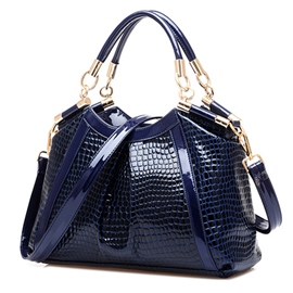 Ericdress Solid Color Handbag