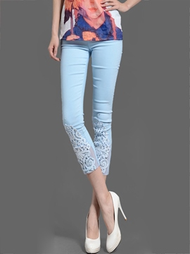 Ericdress Lace Leggings Pants