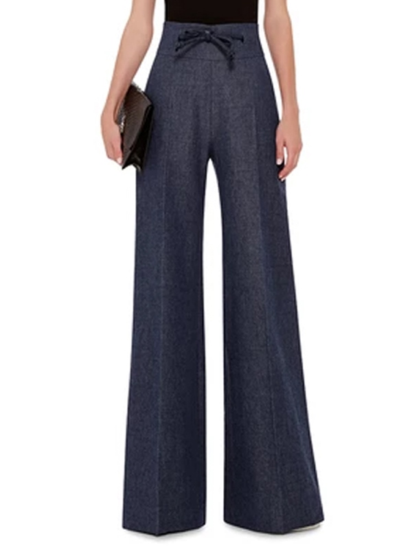 Ericdress Formal Flared Pants