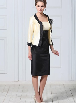 Attractive 3/4-length Sleeve Wedding/ Party Jackets
