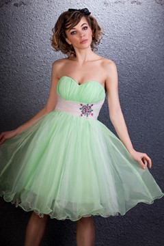 Ericdress Sweet Sweetheart Sixteen Dress