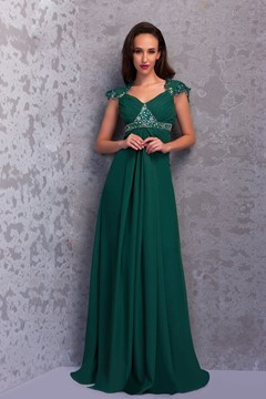 Classy A-line Sweetheart Floor-Length Renata's Mother of the Bride Dress