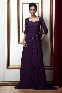 Fantastic Lace Beaded A-line Sweetheart Floor-Length Mother of the Bride Dress