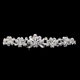 Incroyable Rhinestone Wedding Bridal Tiara