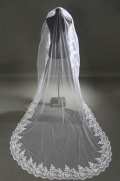Ericdress Beautiful Tulle Bridal Veil