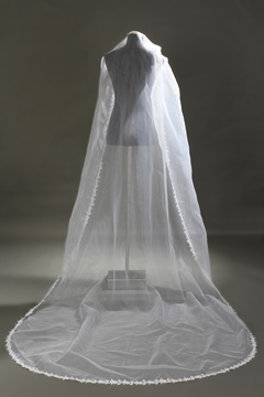 Ericdress High Quality Lace Edge Long Bridal Veil