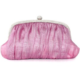 Cool Chiffon Rhinestone Evening/Wedding Handbag