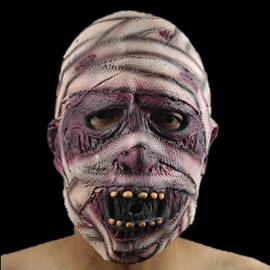 Horrible Mummy Halloween Mask