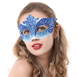 Attractive Sexy Half-face Hallowmas Party Princess Mask