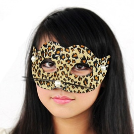 Sweet Leopard Hallowmas Mask