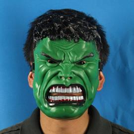 Horrible Green Giant Halloween Mask