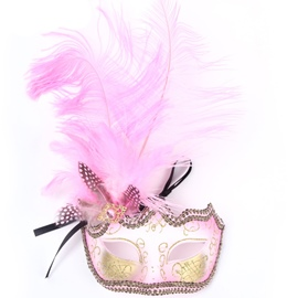 Attractive Sexy Feather Hallowmas Party Princess Mask