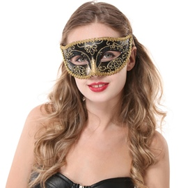 Attractive Sexy Lace Half-face Hallowmas Party Princess Mask