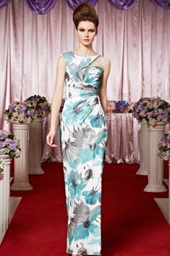 Stunning Classy Floor-Length Amazing Evening Dress