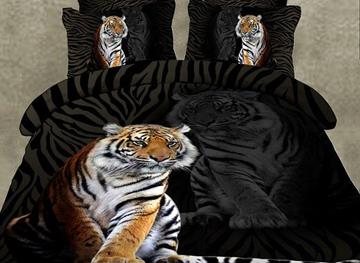 Ericdress Mighty Tiger Print Bedding Sets