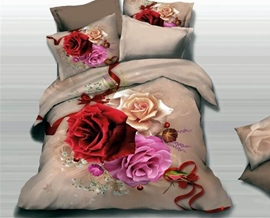 Blessing Of Love 3D Bedding Sets