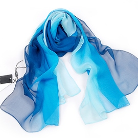 Ericdress Color Block Scarves for Women