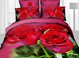 Wonderful Love 3D Bedding Sets
