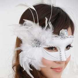 The Princess of Venice Halloween Party Mask