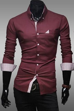 Long Sleeve Cotton Shirts