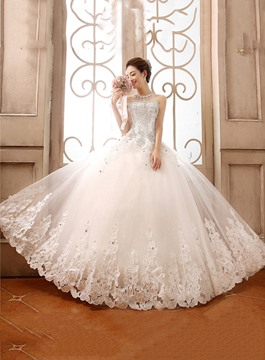 Ericdress Charming Sweetheart A Line Wedding Dress