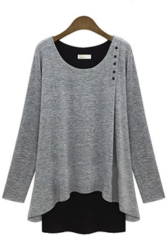 Vogue Long-sleeved T-shirt