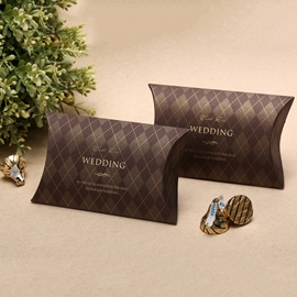 Classic Pillow Favor Boxes