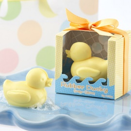 Handmade Duck Shape Toilet Soap