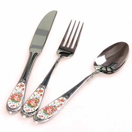 Classic Stainless Steel Serving Sets