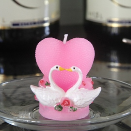 Ericdress Beautiful Wedding Candle