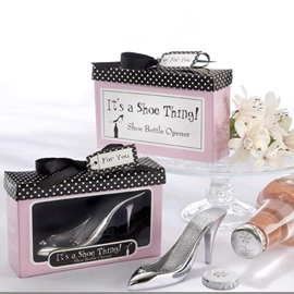 Creative Wedding Favor High Heels Bottle Opener