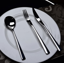 Shining Stainless Steel Serving Sets