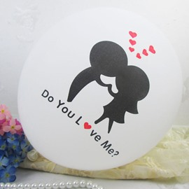 Do You Love MeBallon Wedding Decorations