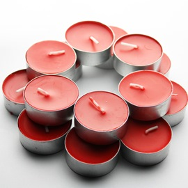 Loving Red European Weeding Candle