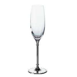 Ericdress Useful Silver Toasting Flute