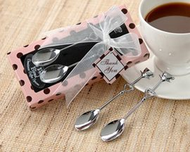 Stainless Steel Lover Coffee Spoon