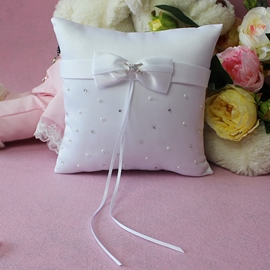 Bride Ring Pillow