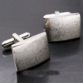 Personalized Vintage Cufflinks